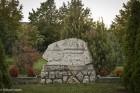 Millecentenáriumi emlékmű - Szentantalfa