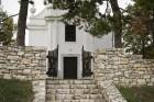 Evangélikus templom bejárat - Szentantalfa